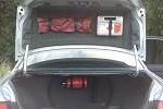 Уборка багажника